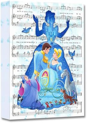 Disney Cinderella ''Bibbidi-Bobbidi-Boo'' Giclee on Canvas by Tim Rogerson