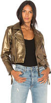 Cleobella Daphne Moto Jacket