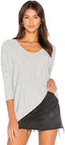 Bobi Faded Dolman Sleeve Top