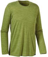 Patagonia Men's Long-Sleeved Merino Daily T-Shirt