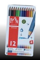 Caran d'Ache Pablo Color Pencils Set Of 12