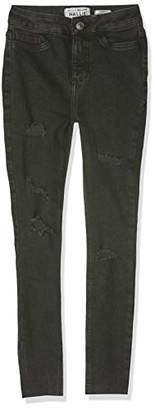New Look 915 Girl's Extreme Alex Rip Jeans,(Size:170.0)