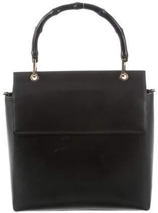 1629a4b14c0d Gucci Bamboo Handle Handbag - ShopStyle