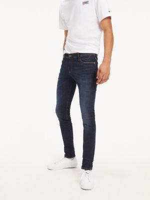 Tommy Hilfiger Stretch Skinny Fit Denim Jeans