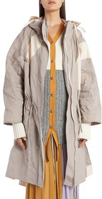 MONCLER GENIUS 2 Moncler 1952 Geo Hooded Jacket