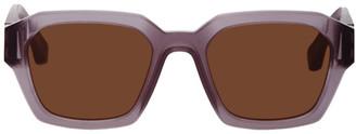Maison Margiela Grey Mykita Edition MMRAW019 Square Sunglasses