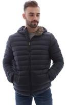 Geox M6425B T1816 Down jacket Man Blue Blue