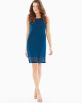 Soma Intimates Annabelle Sleeveless Dress Marine Blue