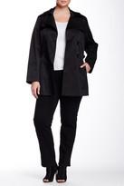 Via Spiga Hooded Jacket (Plus Size)