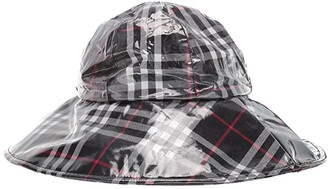 San Diego Hat Company CTH3734 Rain Bucket Hat (Black) Caps