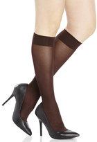 Hue 3-Pack Opaque Knee-High Trouser Socks