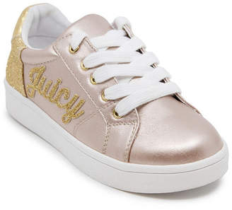 Juicy Couture Little & Big Girls Lace Up Sneaker