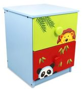 Teamson Sunny Safari Two-Drawer Chest