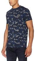 Le Temps Des Cerises Men's HCAMOSTORK000MC T-Shirt