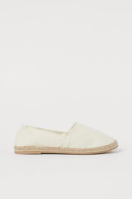 H&M Espadrilles - White