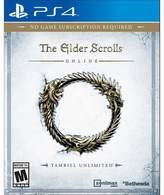 Sony The Elder Scrolls Online: Tamriel Unlimited - PlayStation 4