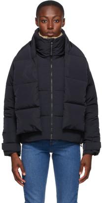 adidas Black Down Glam On Jacket