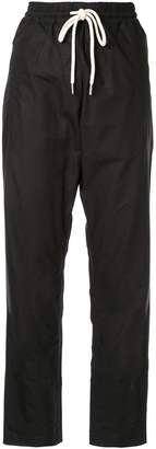 Lee Mathews Carter relaxed-fit trousers