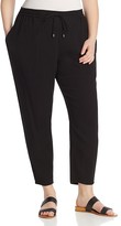 Eileen Fisher Plus Tapered Ankle Pants