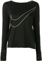 Nike Breathe City jersey top - women - Polyester - S
