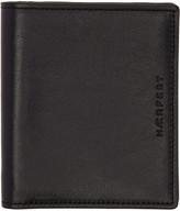 Haerfest Black H33 Bifold Wallet