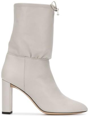 Deimille Chunky-Heel Boots