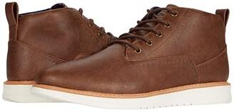Ben Sherman NU Casual Chukka (Brown PU) Men's Boots