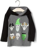 Gap Halloween glow-in-the-dark hoodie