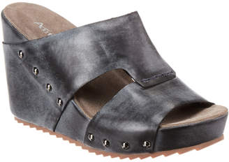 Antelope 757 Leather Wedge Sandal
