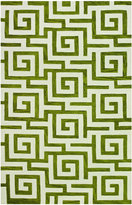Dalyn Closeout! Area Rug, Jive IF1 Maze Citron 9' x 13'