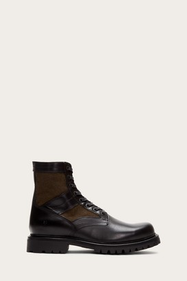 Frye The CompanyThe Company Trench Combat Shearling