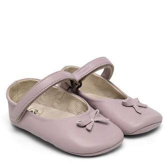 Pépé Bow-Embellished Ballerina Shoes