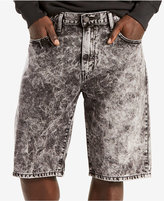 Levi's Men's 569 Loose-Fit Shorts, Rinse
