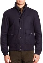 Polo Ralph Lauren Stockport Wool-Blend Jacket