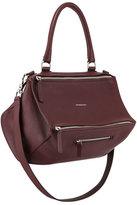 Givenchy Pandora Medium Sugar Satchel Bag, Oxblood