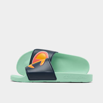 Champion Men's IPO Color Block Slide Sandals
