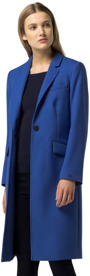 Tommy Hilfiger Modern Top Coat