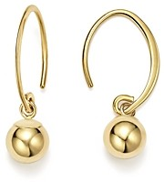 Bloomingdale's 14K Yellow Gold Ball Drop Earrings - 100% Exclusive
