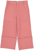Tibi Pink Trousers for Women
