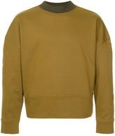 Cerruti cropped sweater