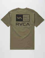 RVCA Right Box Mens T-Shirt