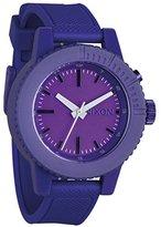 Nixon Women's A287-230 Gogo Purple/Purple Polycarbonate Watch