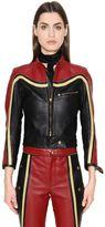 Chloé Moto Leather Jacket