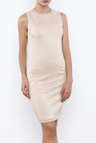 Mystic Cage Bodycon Dress