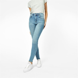 Jack Wills Elwick High Rise Skinny Jeans