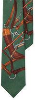 Polo Ralph Lauren Equestrian Silk Narrow Tie