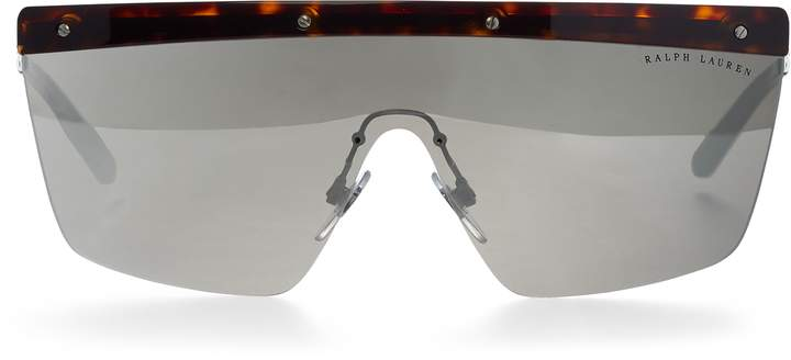 Ralph Lauren RL Hinge Shield Sunglasses