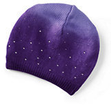 Classic Girls Dip Dye Sparkle Hat-Loganberry Purple