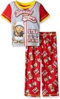 Daniel Tiger Toddler Boys' Baseball 2pc Sleepwear Set