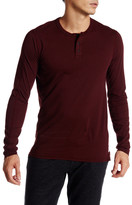 Reigning Champ Long Sleeve Jersey Henley